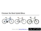 2014 Best Hybrid Bike Tips & Reviews
