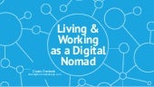 Living and Working as a Digital Nomad