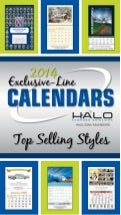 Top Selling Exclusive-Line Calendars
