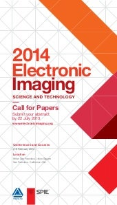 2014 electronic imaging
