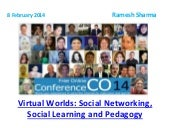 Virtual Worlds: Social Networking, ...