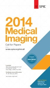 2014 Medical Imaging