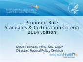 2014 Standards and Certification Cr...