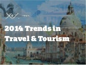 2014 Travel & Tourism Trends
