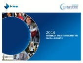 2014 Edelman Trust Barometer - Global Results