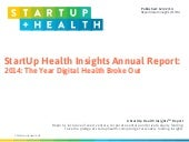 2014 Year End StartUp Health Insights Report