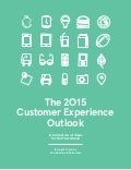2015 customer experience outlook