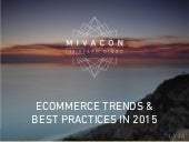2015 Ecommerce Trends & Best Practices