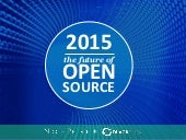 The Future of Open Source: Survey Results