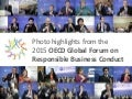 Photo highlights from the OECD's 2015 Global Forum on Responsible Business Conduct