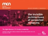 The Agile Museum: 21st Century Leadership
