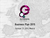 AGM 2014 - Business Plan 2015 recommendations