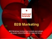 B2B Workshop