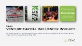 STUDY: 2015 Venture Capital Influencer Insights