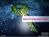 20160628 Tania Martin Data Protection