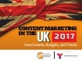 Content Marketing in the UK 2017: Budgets, Benchmarks and Trends