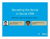 2020 Social Decoding The Social In ...