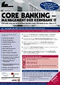 Core Banking - Management der Kernbank IT