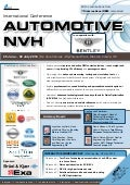 Automotive NVH (in co-operation with Bentley Motors Limited)