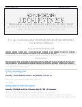 JUDICIAL REVIEW REPORT 2009 [Bulletin]