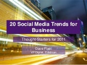 20 Social Media Business Trends in ...
