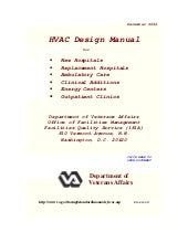 21 hvac design manual