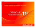 """Oracle Insight for Investors"" Educational Webcast - Oracle Fusion Middleware"