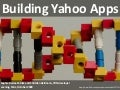 Introduction to Yahoo Apps
