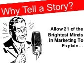 Business Storytelling: 21 Quotes To...