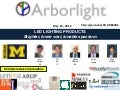 Arborlight NSF FInal Presentation