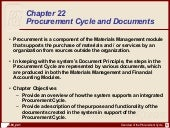SAP FI Procurement Cycle And Docume...