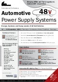 48 Volt Automotive Power Supply Systems