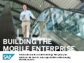 Mobility Is Becoming a Must for Enterprise