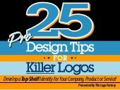 25 Pro Design Tips for Killer Logos