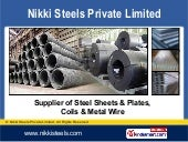 Nikki Steels Private Limited Uttar ...