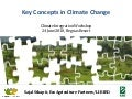 Key Concepts in Climate Change