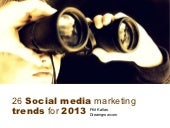 26 Social Media Marketing Trends fo...
