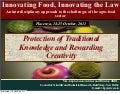 23 - Innovating Food, Innovating the Law -  VINOD KUMAR GUPTA