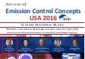 Emission Control Concepts USA 2016