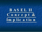 26882112 Basel Ii Concept Implication