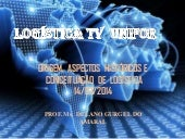 26 slides logistica  na  tv  unifor...