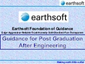 27 earthsoft-guidance for post grad...