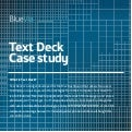 Text Deck Case Study