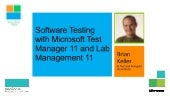 Software Testing with Microsoft Tes...