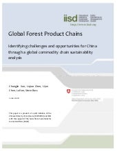 Global Forest Product Chains