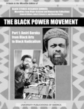 Amiri Baraka and the Black Power Mo...
