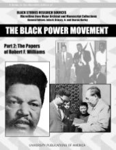 Robert Williams and the Black Power...