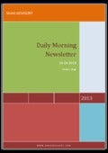 Daily Newsletter - 29-04-2013