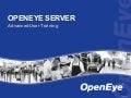 OpenEye User Training