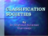2 classification societies